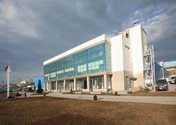 Завод VORNE в Стамбуле